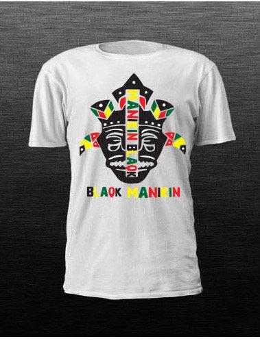 RBG Manikin Blaqk tshirt