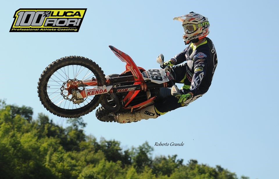 #939 Michele Cencioni Mx1 Italian and Eu