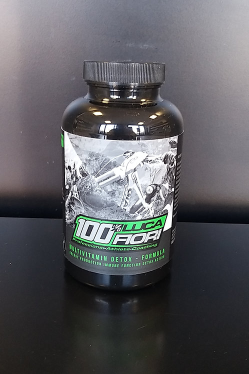 100% LF  Multivitamin and Detox Formula.
