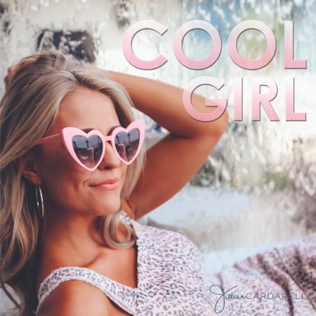 "JILLIAN CARDARELLI RELEASES NEW SINGLE ""COOL GIRL"""