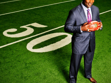 Career Profile: Kevin Carter,      Super Bowl Champion & CBS Sports Analyst