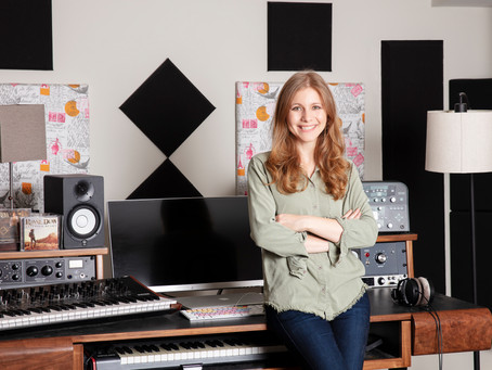 Nashville Female Producer Makes History with Country Music Single