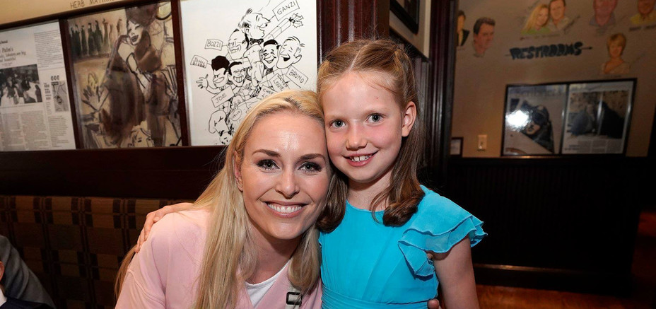 Lindsey Vonn_Andie MAW Child Ambassador.