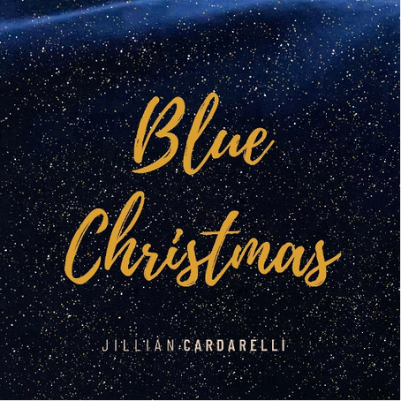 "Country Artist Jillian Cardarelli Releases ""Blue Christmas"""