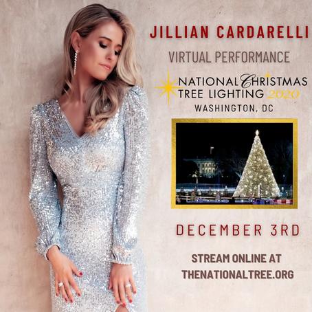 Jillian Cardarelli Releases Christmas Music