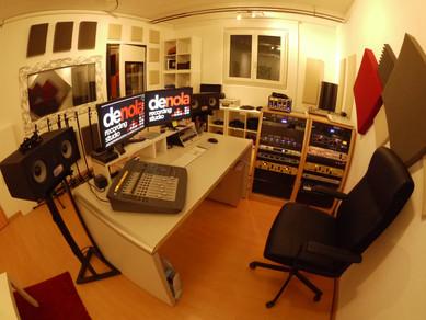 Regie_De_Nola_Recording_Tonstudio_Emmenb