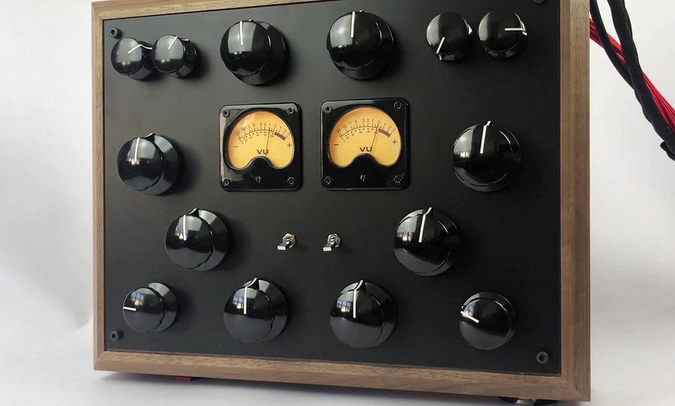 "denola Rotary Mixer ""pure"" 2 Line / Phono / Serato Option"