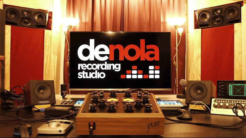 final test denola recording studio