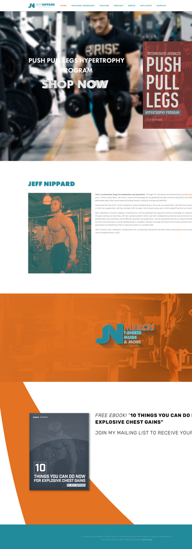JeffNippard.com   Jeff Nippard