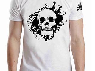 Artjunkie wins copyright Dispute of their Scribble Skull design