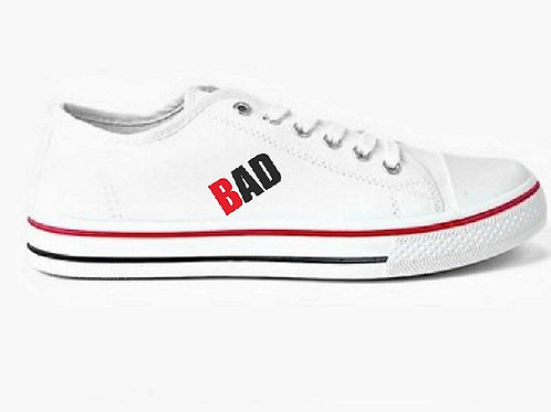 Limited Edition Bad canvas pump
