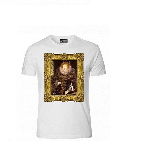 Artjunkie Royal Tshirt