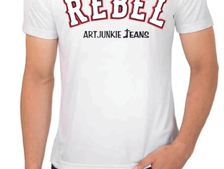 Artjunkie Rebel Tee Massive Success