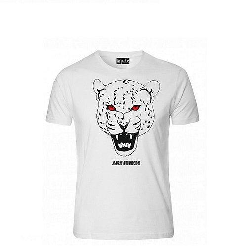 Artjunkie Cat T shirt