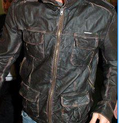 Artjunkie can reveal that Primark has now settle Beckham leather jacket tussle with Brit designers S
