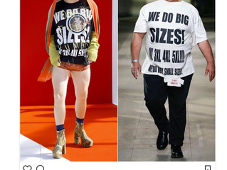 Vivienne Westwood Apologizes for Plagiarizing T-shirt  The British fashion house posted an Instagram