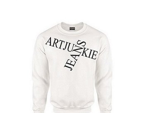 Artjunkie Logo Sweatshirt.
