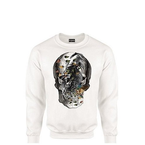 Artjunkie Beacon Skull Sweatshirt.