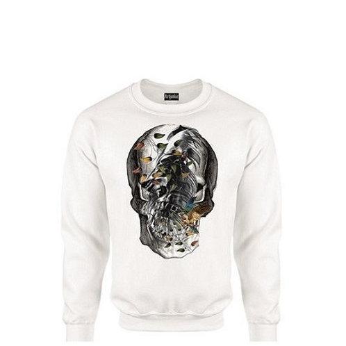 Artjunkie Beacon Skull Sweatshirt.