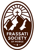 Frassati Society of Mobile Logo
