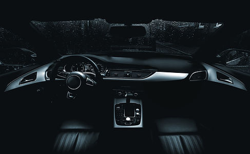 European sedan after professional interior detail by Aesthetic Detail Studio