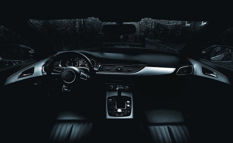 Interior de carro