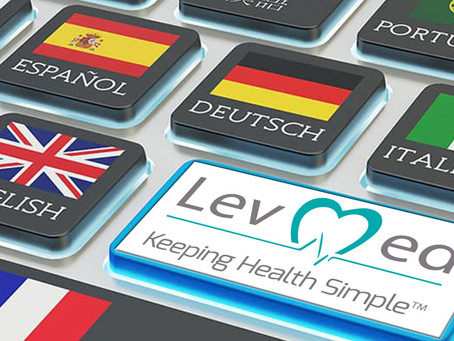 Levmed multi-language  instructions