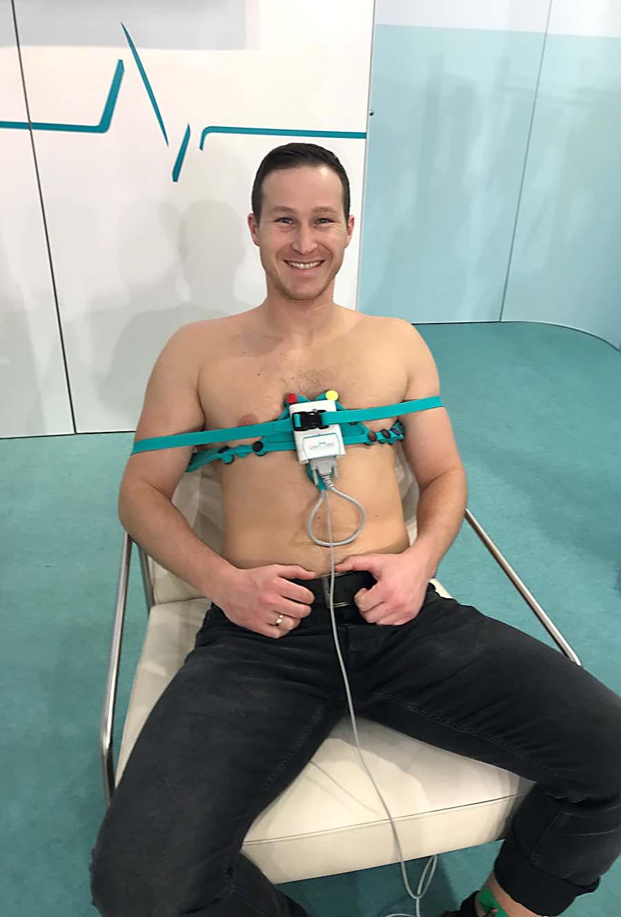 Levmed ECG Electrodes belt Q&A