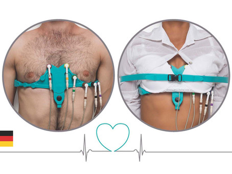 EKG-GURT Allbrand