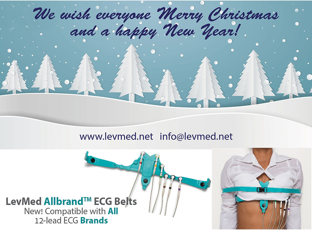 LevMed wishes everyone Merry Christmas and a happy New Year