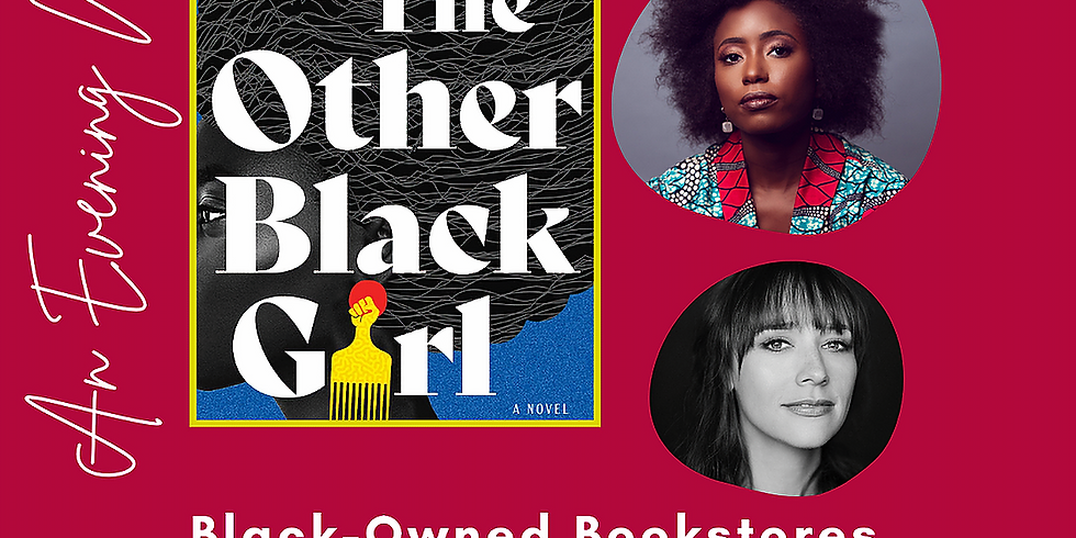 Author Talk: Zakiya Dalila Harris, The Other Black Girl