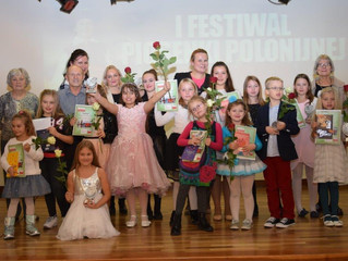 17.11.2018 Nasze dzieci wygrały konkurs piosenki!