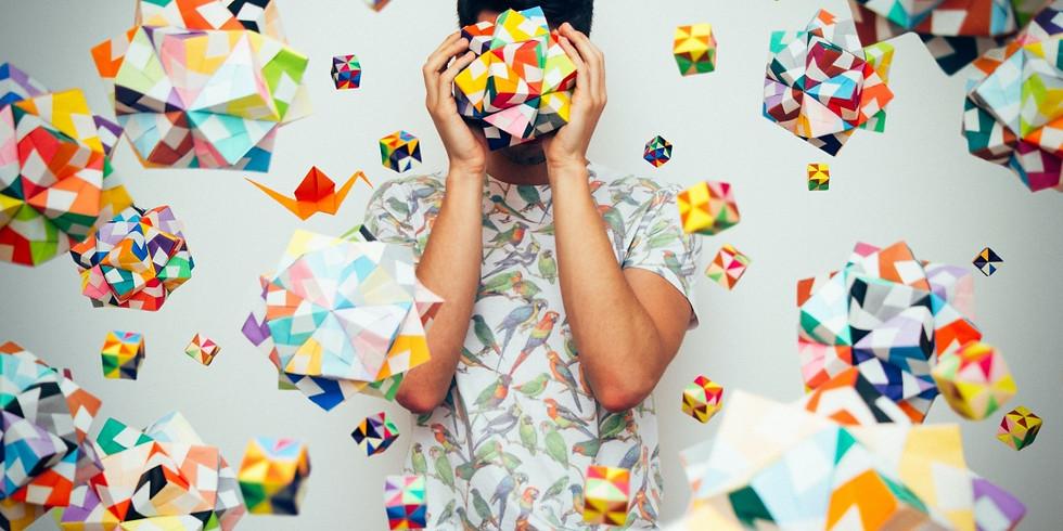 "Sesiune ""Origami-povesti si personaje din hartie"" (7-10 ani)"