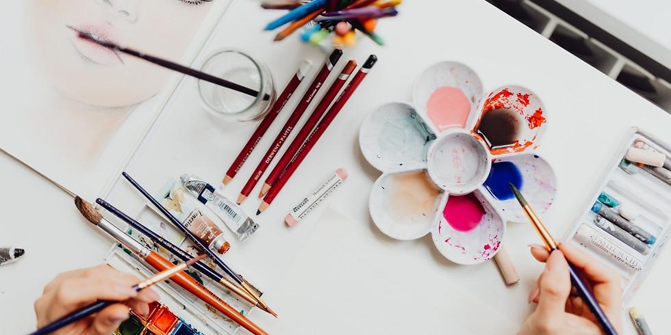 Atelier de pictura - sesiune gratuita Halloween