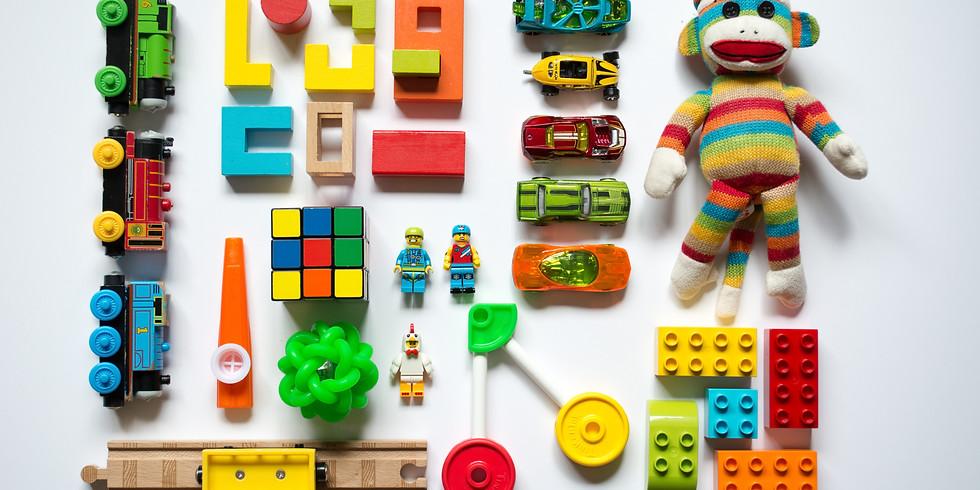 "Atelier sesiune ""Ora de joaca creativa"" (5-7 ani)"