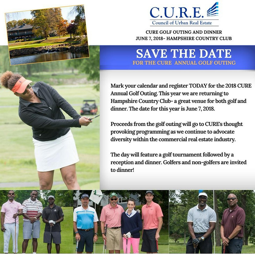 CURE Annual Golf Outing