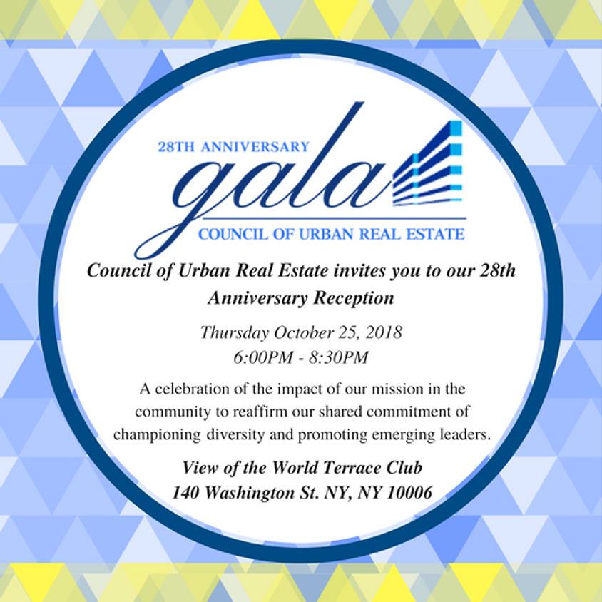 CURE's 28th Anniversary Reception Gala