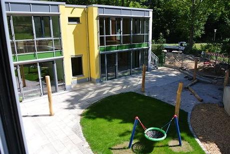 Kindergarten Heidelberg Architekt Pöllot