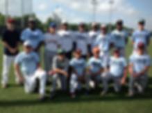 Baseball Camp ages 13-17