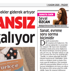 Analiz Gazetesi 01-11-2020