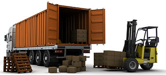 bigstock--D-Render-of-a-freight-contain-