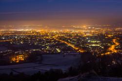 Cheltenham Sun Rise
