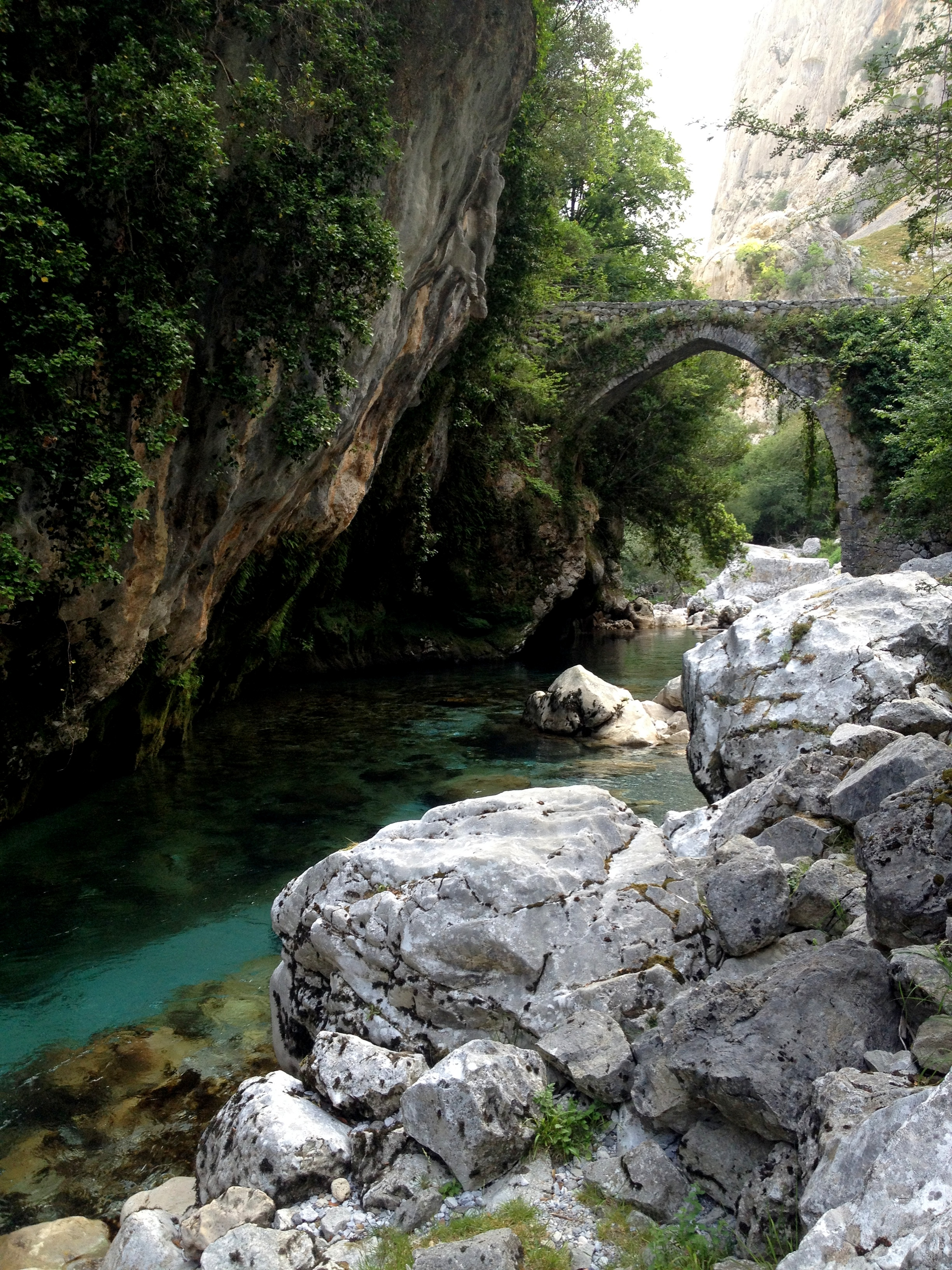 Little Bridge, Spain