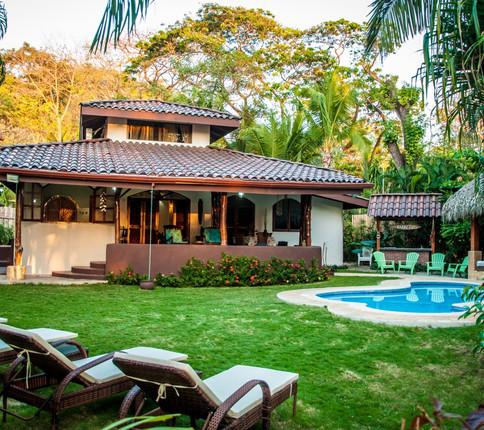 4 Bedroom Beach Villa in Santa Teresa Costa Rica