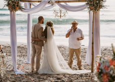 married in paradise