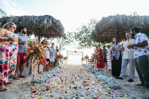 Beachfront Wedding Costa Rica