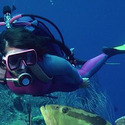 Diving with Fish 2013-10-31-20:52:54