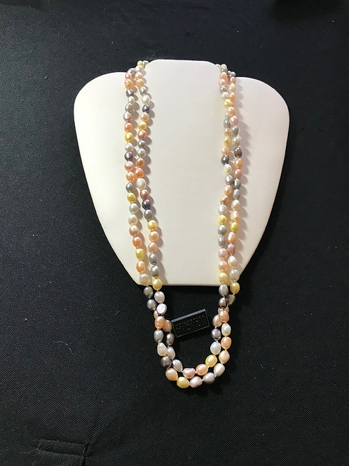 Honora Collection Multi-Colored Freshwater Pearls