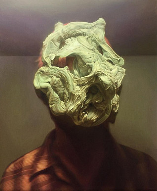 'Head Variation in Green'