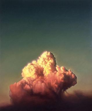 'Cloud at Sunset 3'